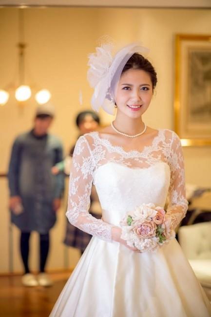 グランマニエのウエディングドレス|オプレンス