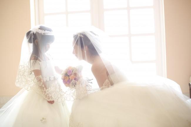 グランマニエウエディングドレス|キッズ