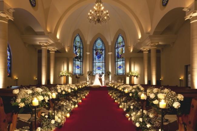 ローズガーデンクライスト教会|大聖堂
