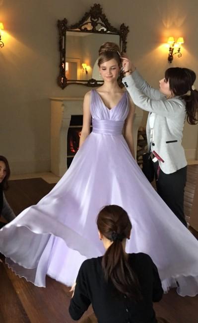 グランマニエのカラードレス|インペリアル