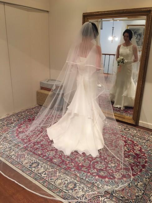 グランマニエのウエディングドレス|ビアンカ