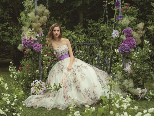 グランマニエのウエディングドレス|アストリッド