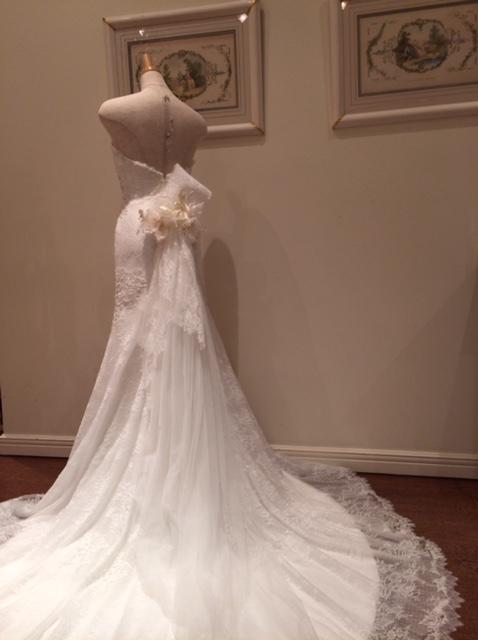 シルヴィ―|グランマニエのウエディングドレス