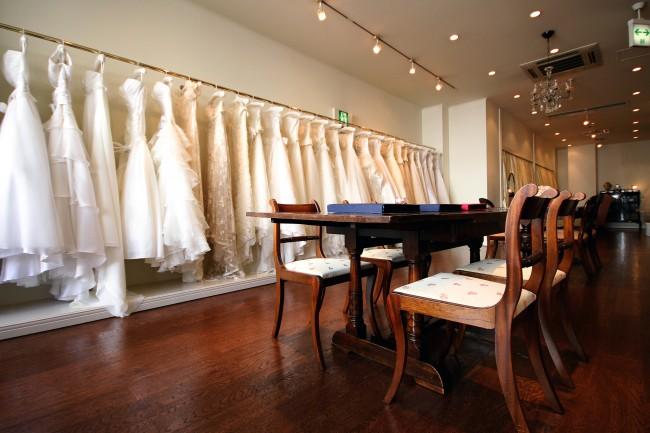 グランマニエのウエディングドレス|ドレスショップ|ウエディングドレス