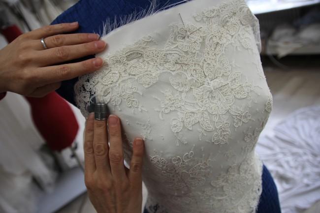 グランマニエのウエディングドレス|デザイナー|アトリエ