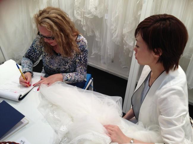グランマニエんのウエディングドレス|デザイナー