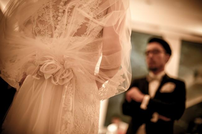 コサージュ|グランマニエのウエディングドレス|ビスカリア