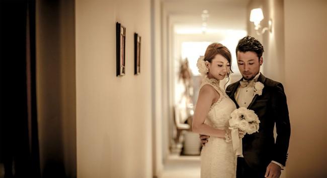 グランマニエのウエディングドレス|ビスカリア