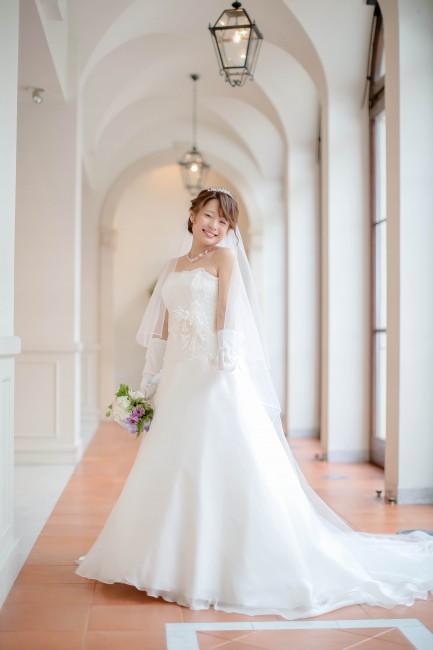 グランマニエ ウエディングドレス シャルロッテ FIO