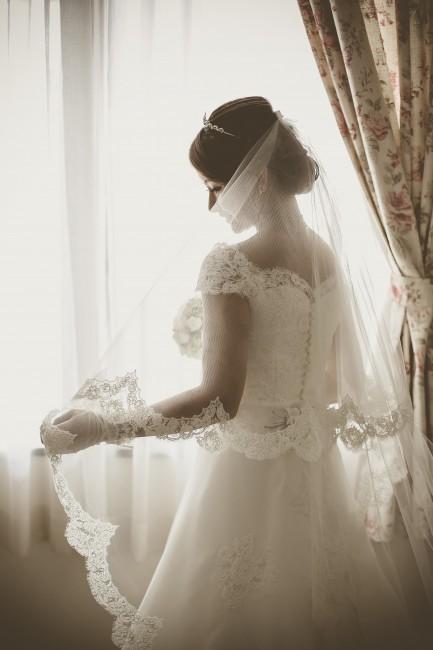 グランマニエのウエディングドレス|ラウラ
