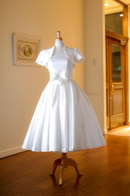 グランマニエのウエディングドレス|コーラ