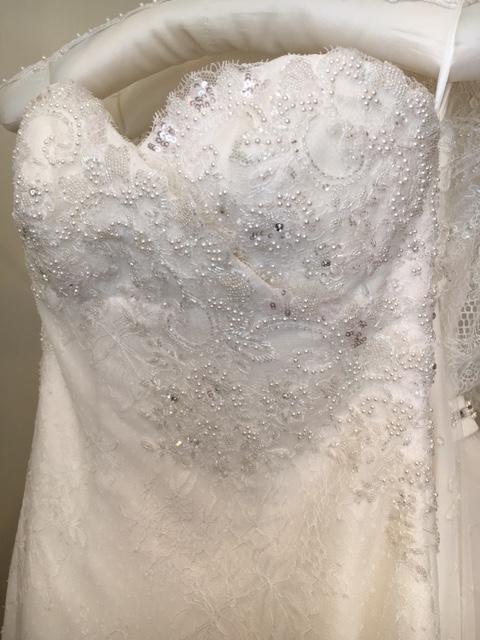 シルヴィー|グランマニエのウエディングドレス
