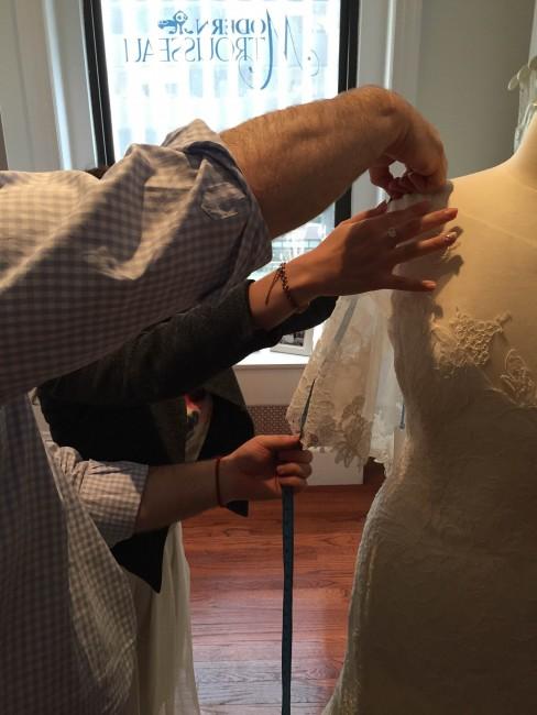 グランマニエウエディングドレス|NYドレスデザイナー