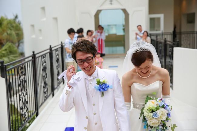 グランマニエのウエディングドレス|サッシュベルト|リゾート婚