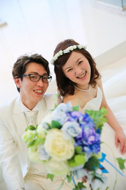 沖縄挙式|リゾート婚|花冠