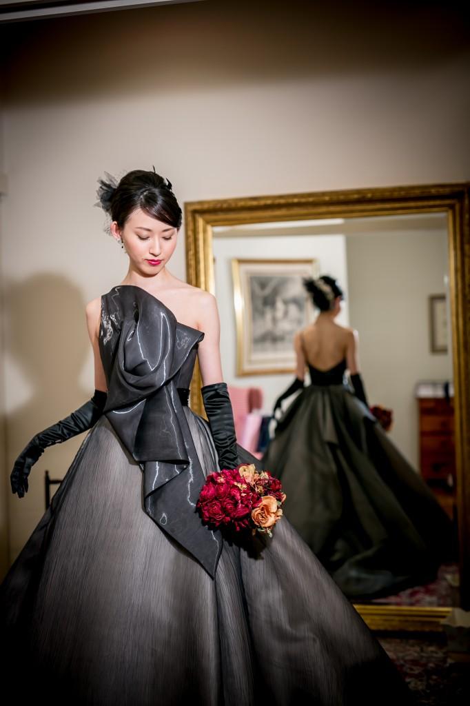 グランマニエのカラードレス|MIST