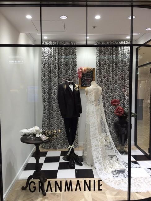 ホイットニー|グランマニエのウエディングドレス