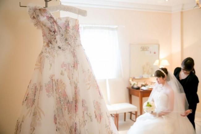 グランマニエのカラードレス|グランマニエのウエディングドレス