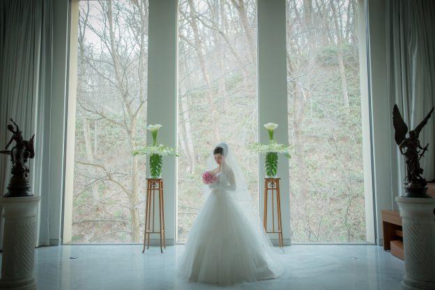 グランマニエのウディングドレス|グランマニエ|花嫁