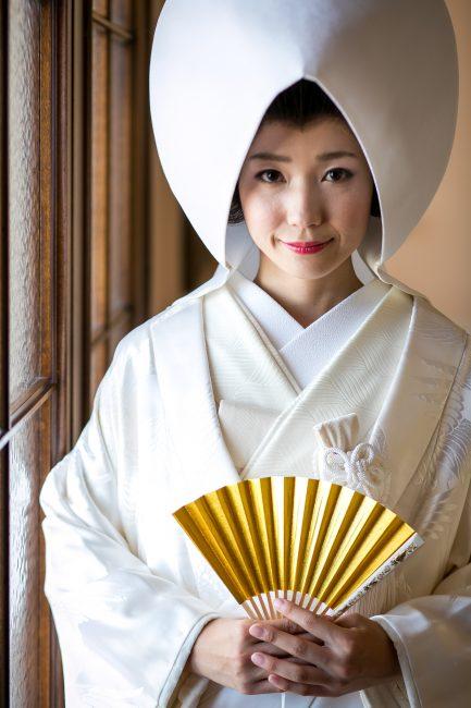 白無垢|綿帽子|和装|前撮り
