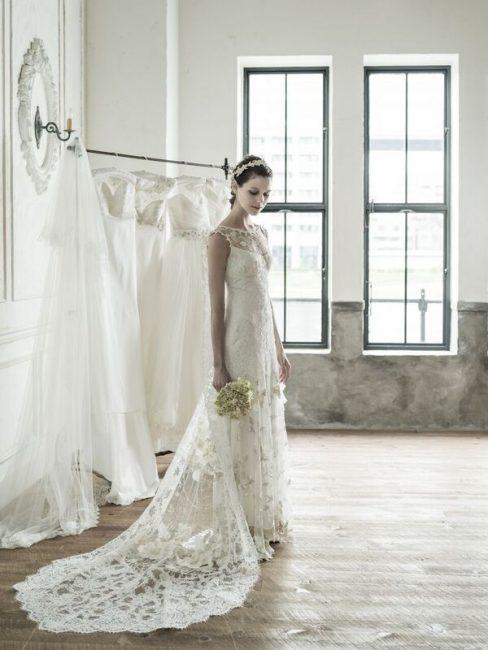 グランマニエのウエディングドレス|グランマニエの新作ドレス|スレンダーのドレス