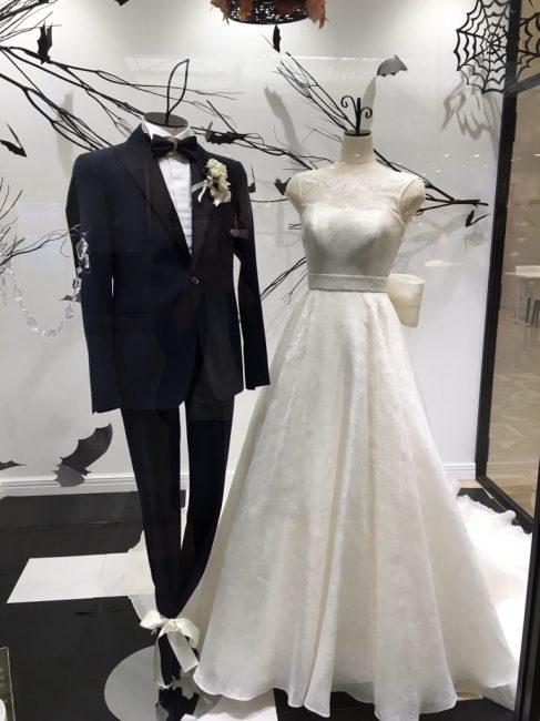 ブルー|グランマニエのウエディングドレス