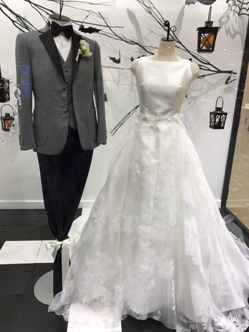 ヴァレリー |グランマニエのウエディングドレス