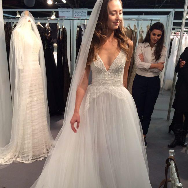 グランマニエのウエディングドレス|エルサアトリエ|ブライダルウィーク