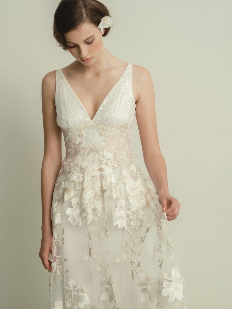 グランマニエウエディングドレス|レイバン