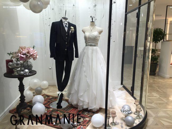 グランマニエのウエディングドレス|グランマニエ