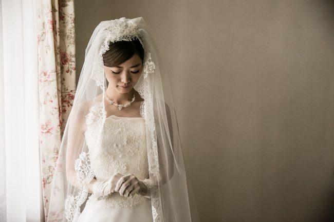 ジュノン 花嫁の想い