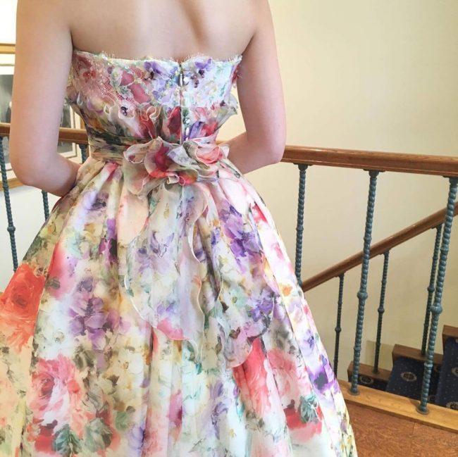 ダニエッラ|グランマニエのカラードレス
