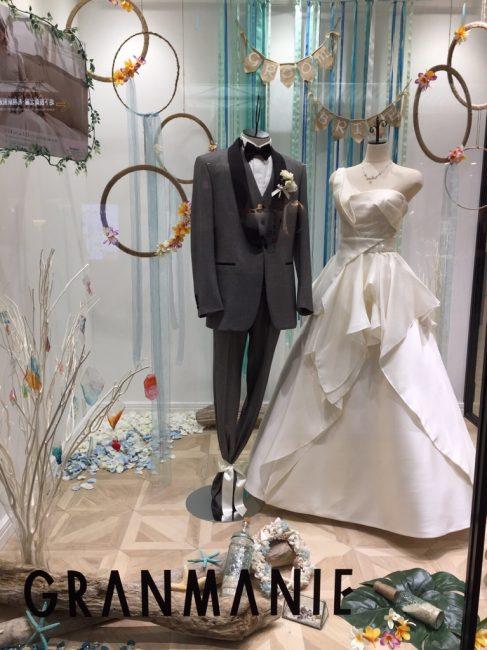 レイラ|グランマニエのウエディングドレス
