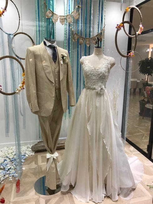 フリン|グランマニエのウエディングドレス