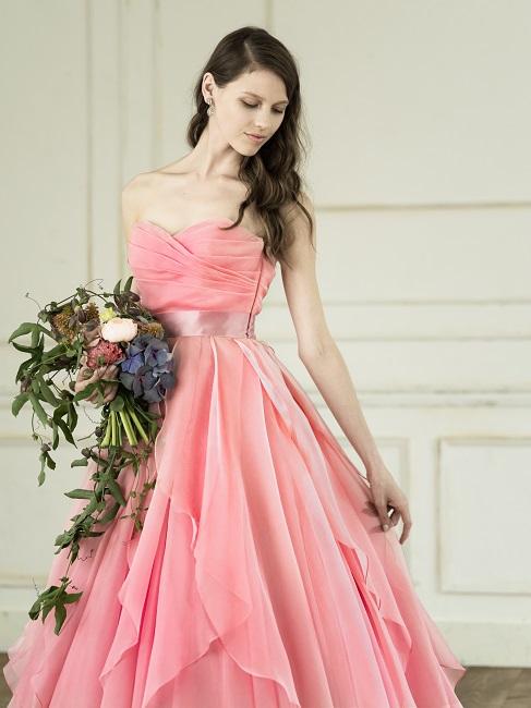 ローレル|グランマニエのカラードレス