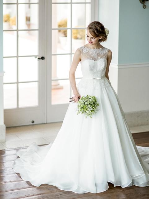 BALIRA | 2WAYドレス|グランマニエのウエディングドレス