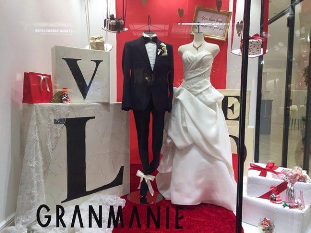 ファビュラス|グランマニエのウエディングドレス