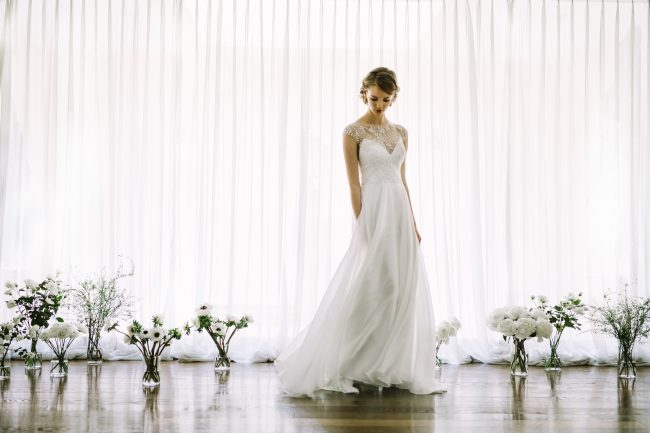 PICASSO|ピカソ|グランマニエのウエディングドレス
