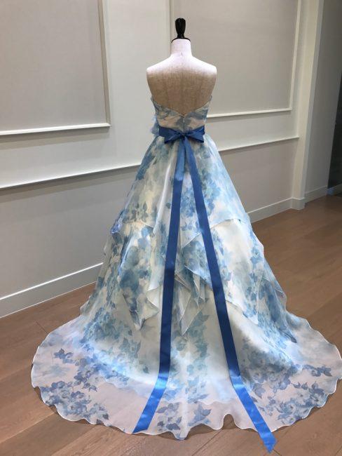 POEM|ポエムブルー|グランマニエのカラードレス
