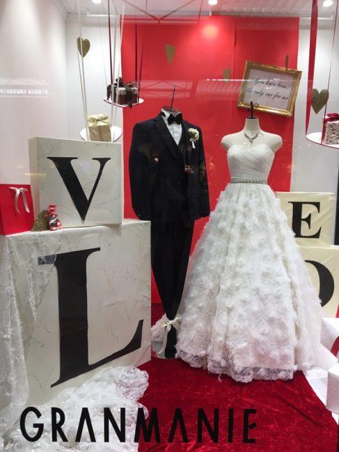 YOKO|グランマニエのウエディングドレス