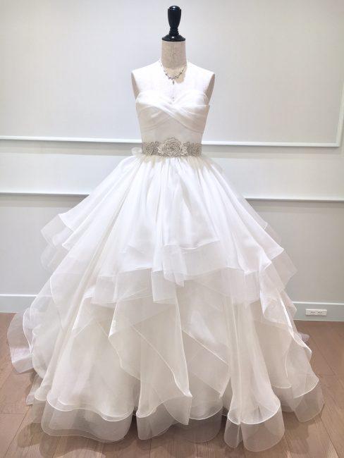 カレンデュラ|新作|グランマニエのウエディングドレス