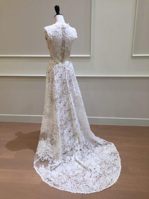 スノウ|クレア|グランマニエのウエディングドレス