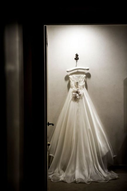 販売ドレス|グランマニエのウエディングドレス