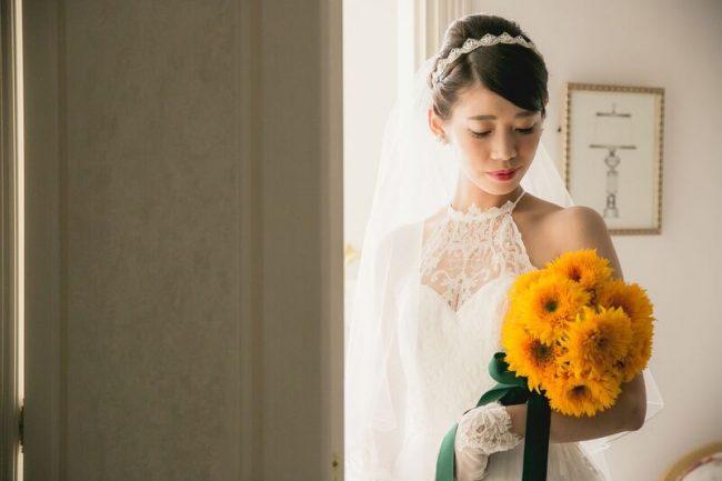 ブーケ|グランマニエのウエディングドレス