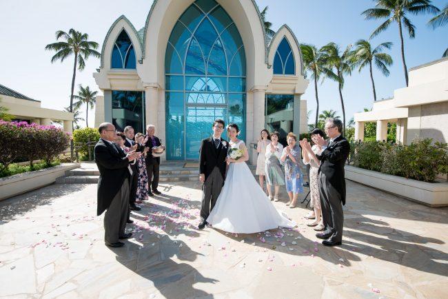 レディ|リゾートウエディング|ハワイ|グランマニエのウエディングドレス