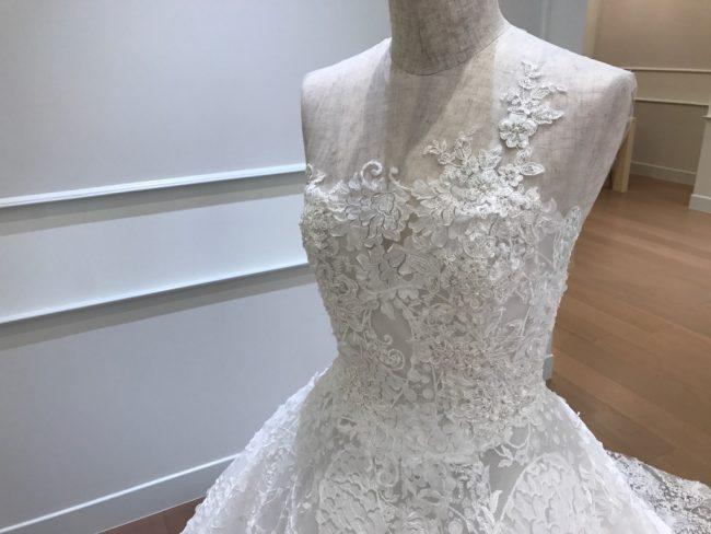 Bloom | ブルーム|グランマニエのウエディングドレス