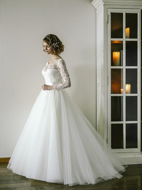 グランマニエのウエディングドレス|プリンセス