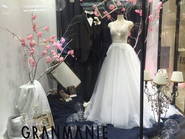 シェリラ|ERSA|エルサ|グランマニエのウエディングドレス