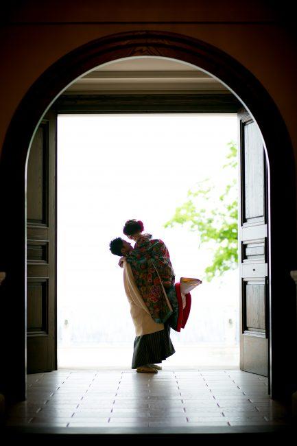 ロケフォト|和装|グランマニエの花嫁