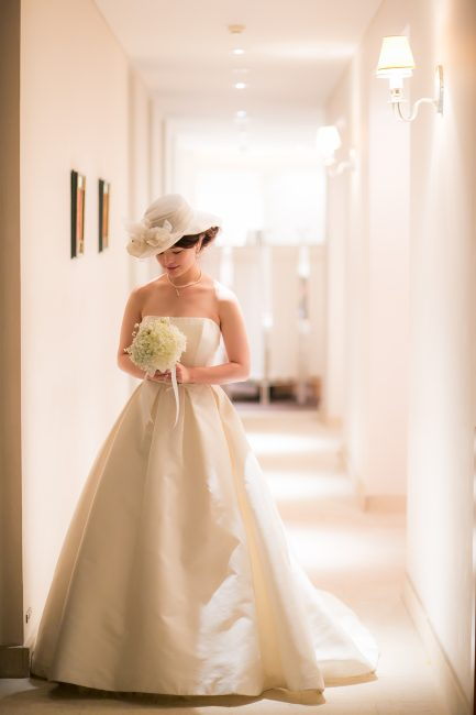 ビスチェ|ウエディングドレス